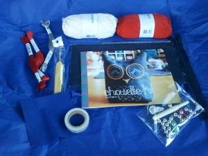 chouette kit juillet 2013 cerise