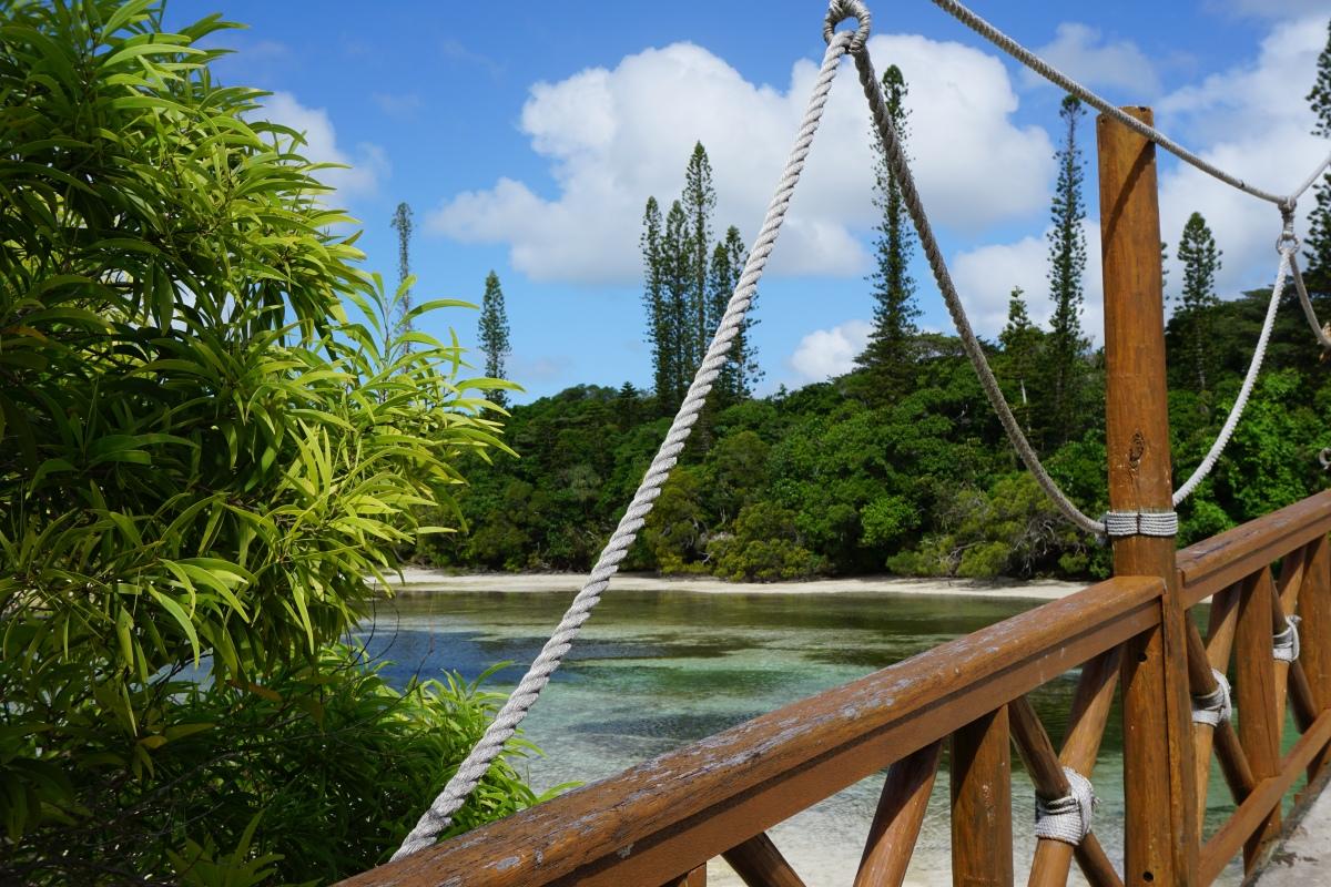 Trésors cachés autour du Meridien Ile desPins